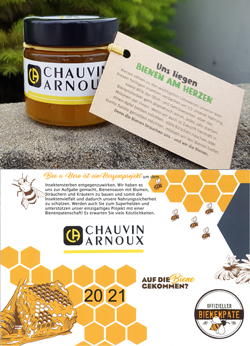 Bienenpatenschaft Chauvin Arnoux Österreich