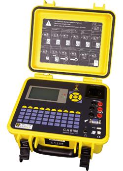 C.A 6108 Gerätetester